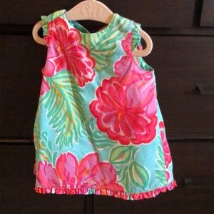 Lily Pulitzer Toddler Swingback Dress